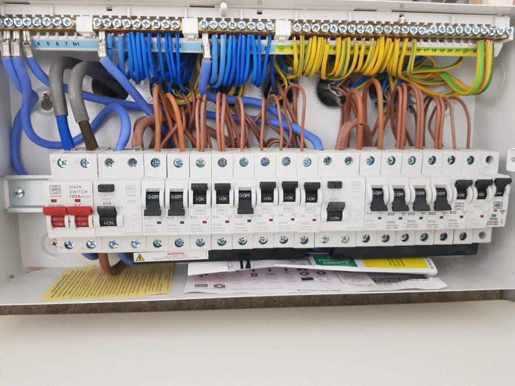 First Class Development - Electrical Services