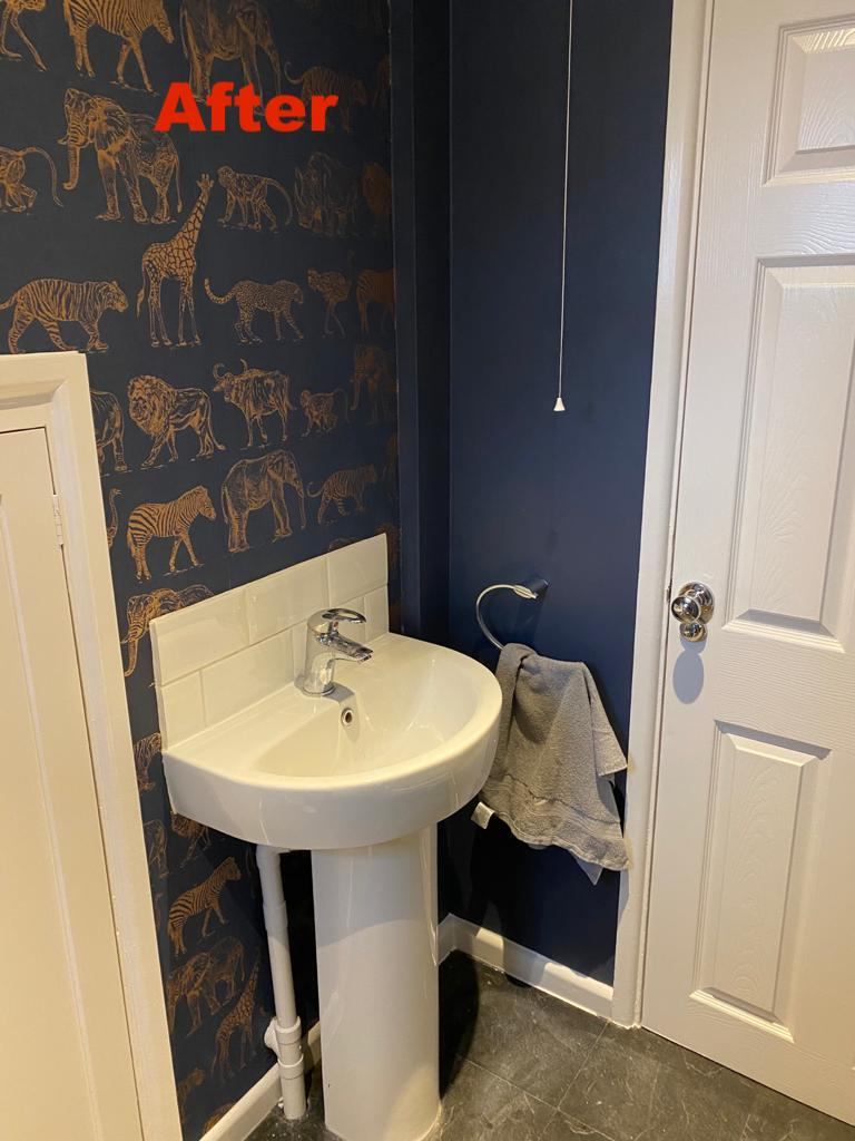Wallpapering Guildford