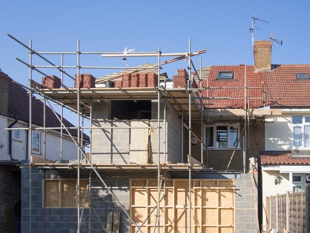First Class Development - House Extension