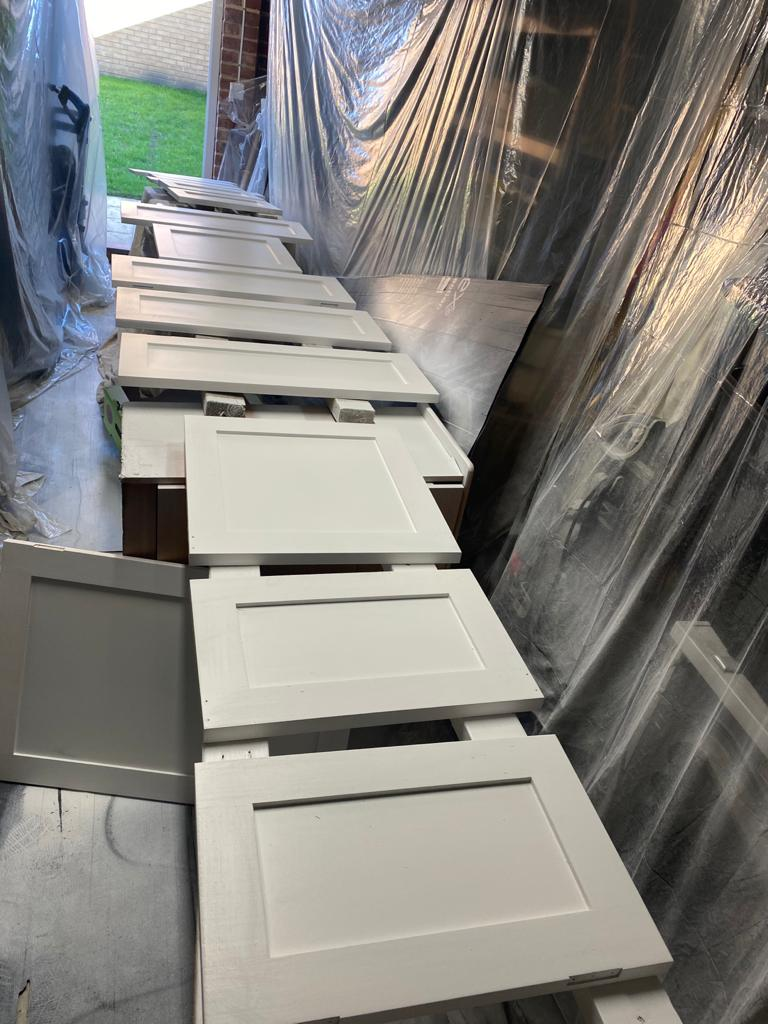 Furniture Spray Painting Winchester
